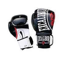 Перчатки боксерские Excalibur (8004) Black