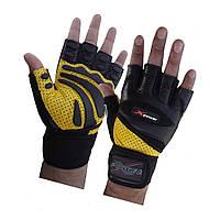 Перчатки для фитнеса X-power р. S (9005)