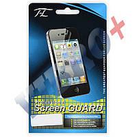 Защитная пленка для iPhone4, 4S, Carbon