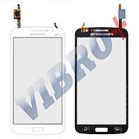 Тачскрин Samsung G7102, G7105, G7106 Galaxy Grand 2, цвет белый, маленькая микросхема