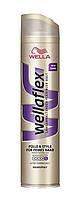 Лак для тонких волос Wellaflex Fulle & Style fur feines haar 250ml