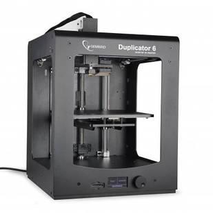 3D принтер Gembird 3DP-D6-01