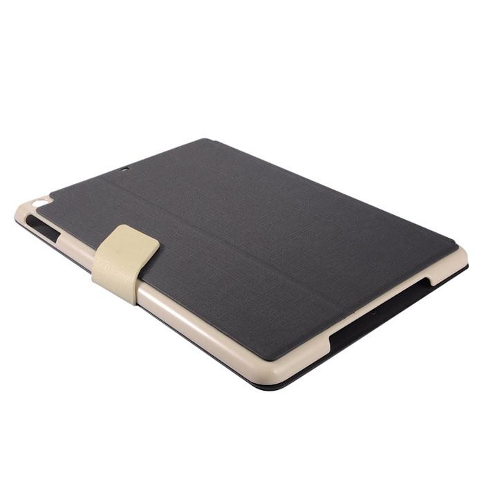 Чехол-книжка для планшета Apple iPad AIR - Baseus Faith Leather Case черный