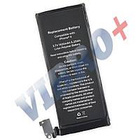 Аккумулятор для iPhone 4, оригинал, емкость 1420 мАч