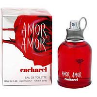 Женские туалетные духи Cacharel Amor Amor (Кашарель Амор Амор)