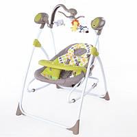Детский шезлонг-качалка 3в1 Baby Tilly (BT-SC-0005)