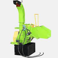 Измельчитель ветвей ДТЗ ИВ20  (с механической авто. подачей, максимальный диаметр ветвей 200 мм)