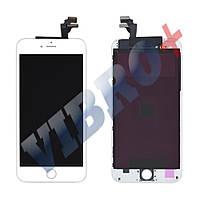 Дисплей iPhone 6 Plus (5.5) с тачскрином в сборе, цвет белый