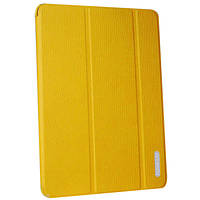 Чехол-книжка для планшета Apple iPad Air - Baseus Folio желтый