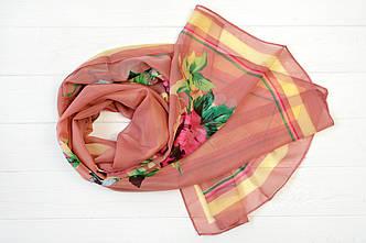 Шарф Глория ободок пыльная роза
