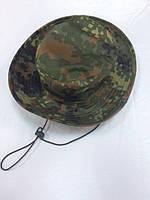 Мужские армейские головные уборы на лето Панама Флектарн. Бундесвер, фото 1