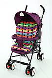 Матрасик в коляску, автокресло, стульчик для кормления, фото 3