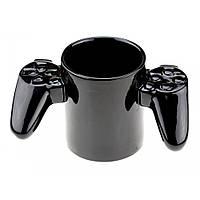 Кружка game over  чашка в виде игровой приставки 0.33 л керамика