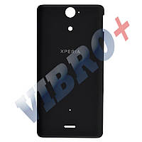 Задняя крышка Sony Xperia V (LT25i), цвет черный
