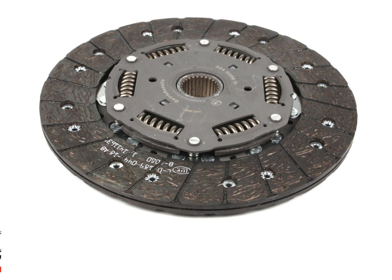 Диск сцепления LT 2.5TDI/SDI 09/98- (240mm)