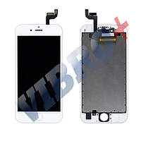 Дисплей iPhone 6S (4.7) с тачскрином в сборе (цвет белый), копия высокого качества