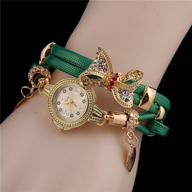 Годинники жіночі наручні Selin green