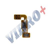 Шлейф для Lenovo P780 с кнопкой включения и датчиком приближения