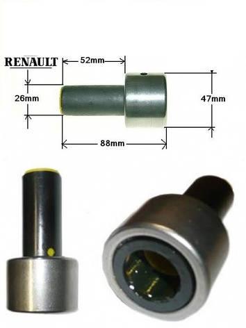 Флянец выжимного подшипника Renault Kangoo 1.2/1.4i/1.5dCi/1.9d  d=47mm, фото 2
