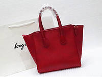 Деловая практичная классическая сумка для модных женщин. Хорошее качество. Доступная цена.  Код: КГ945