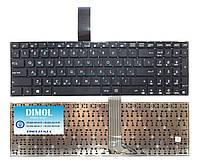 Оригинальная клавиатура для ноутбука Asus A56, K56, S56, S505, S550, R505, rus, black