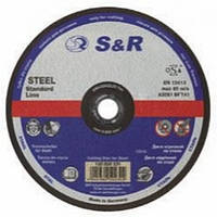 Круг отрезной по металлу S&R Meister типа A 30 S-BF 125x2.5