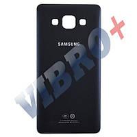 Задняя крышка Samsung A500F Galaxy A5 Duos (A500FU, A500H (2015)), цвет синий