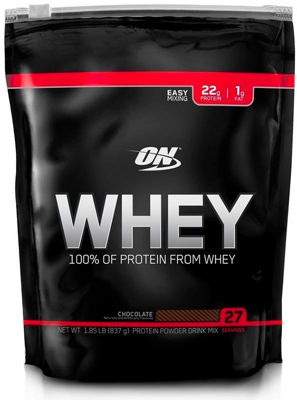 Optimum Nutrition Whey 100% 830 г
