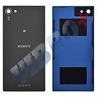Задняя крышка Sony E5823 Xperia Z5 Compact, цвет серый