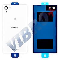 Задняя крышка Sony E5823 Xperia Z5 Compact, цвет белый
