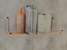 Крючок 25*500. Гаражная система хранения. ТМ Кольчуга (Kolchuga), фото 2