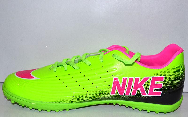 1e3949ea Кроссовки Футбольные (сороконожки) Nike Mercurial Фабричные NI0004 ...