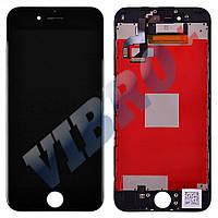Дисплей iPhone 6S (4.7) с тачскрином в сборе, цвет черный, оригинал