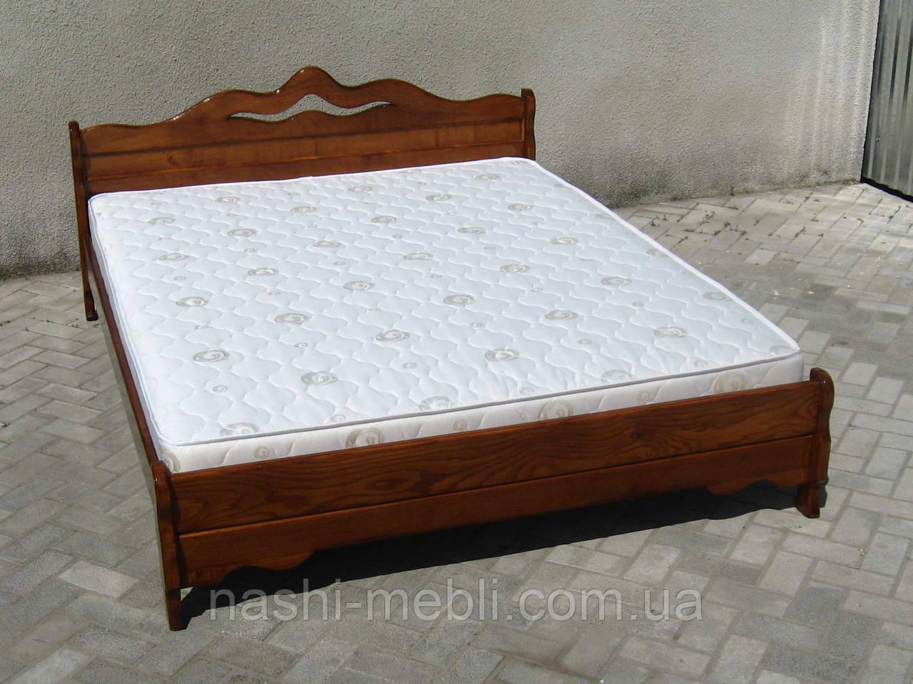 Двоспальне ліжко Ясен Чайка 6