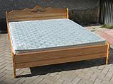 Двоспальне ліжко Ясен Чайка 6, фото 3