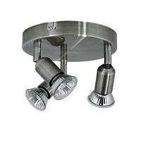 Спот MUNCHEN-3 никель 2хGU10x50W
