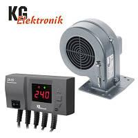 "Комплект ""KG Elektronik"" автоматика- CS 20 и вентилятор(турбина)- DP 02"
