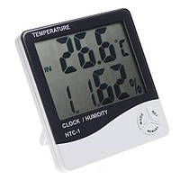 Термогигрометр AIRO HTC-1 (термометр: -10 °C~+50 °C; гигрометр: 10%-99%)