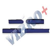 Боковая заглушка Sony C6602, C6603, C6606 Xperia Z L36h, цвет черный