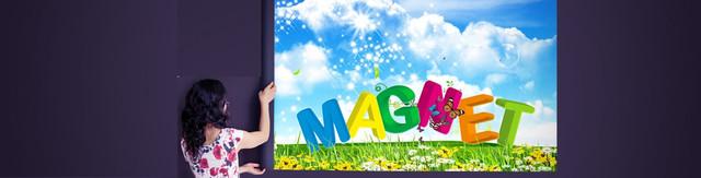 Магниты для печати и дизайна интерьеров