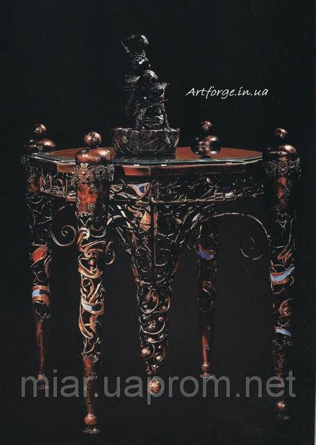 """Коллекция """"Кремль"""" Столы, кресла, бра, элементы декора 3"""