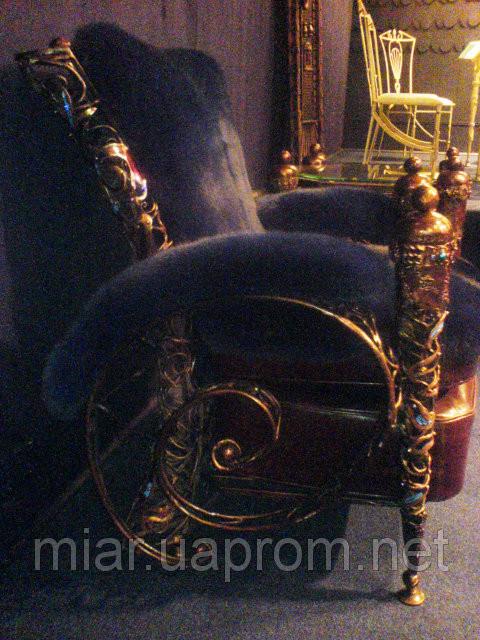 """Коллекция """"Кремль"""" Столы, кресла, бра, элементы декора 4"""