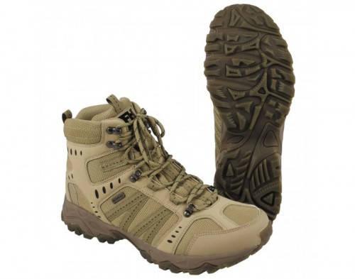"""Тактические ботинки MFH """"Tactical"""" 18833R, фото 2"""
