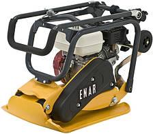 Виброплита  бензиновая Enar ZEN 16 CGH (90 кг, 16 кН, 5.5 л.с. )