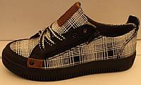 Кроссовки подростковые для мальчика, детская обувь от производителя модель ВИ3006Т