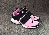 Кроссовки женские Nike Air Presto Extreme D188 черно-розовыеNike