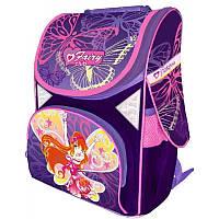 """Портфель CLASS 9610 2відділення """"Fairy Viola"""" 34*25*13см"""