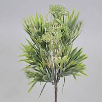 Ветка Укроп экзотик  38см зелень искусственная