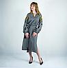 Платье с вышивкой - Петушки , фото 3