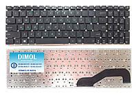 Клавиатура для ноутбука Asus X540, X540L, X540LA, X540CA, X540SA, R540 series, ru, black